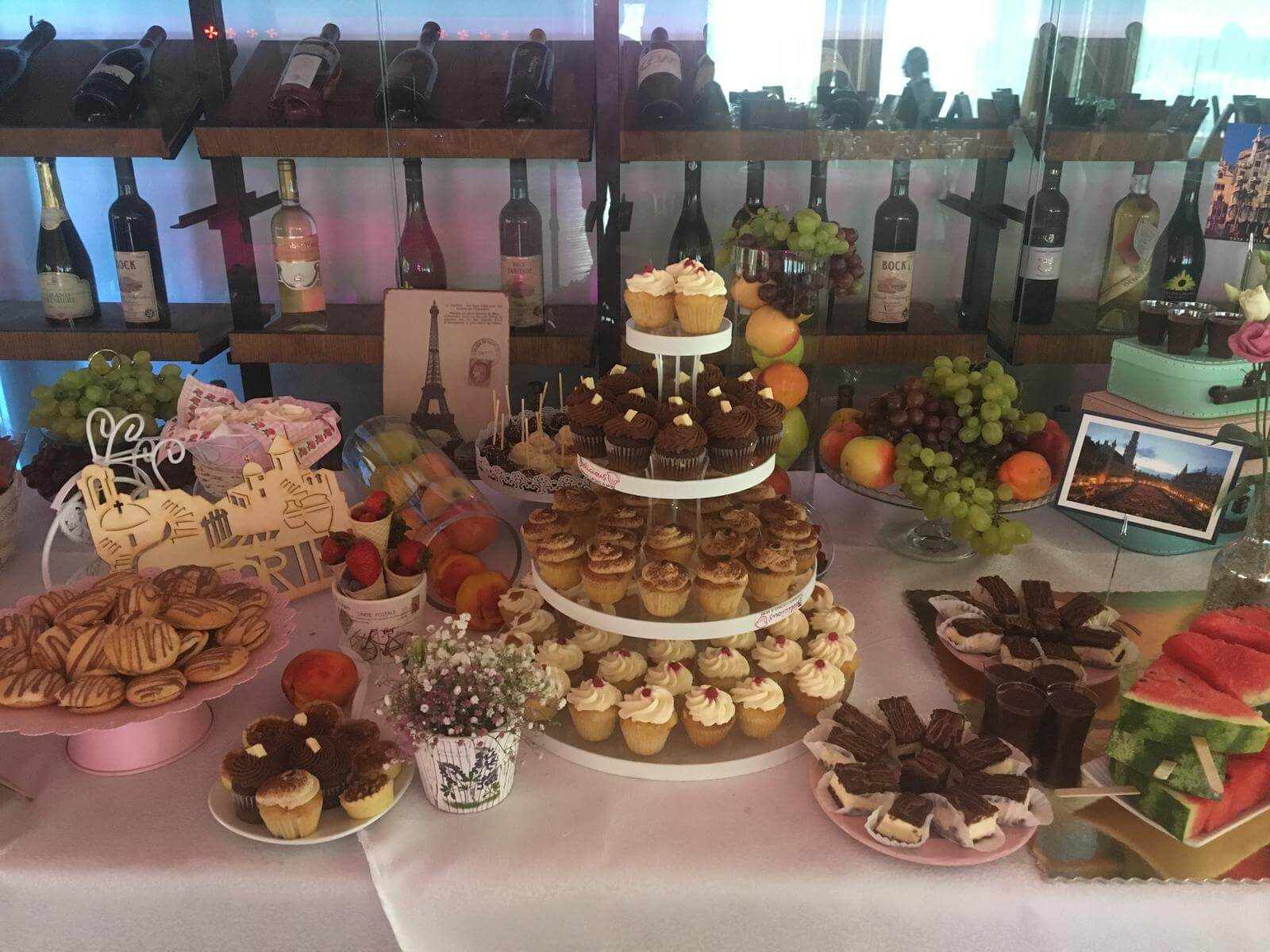 Torturi nuntă candy bar botez evenimente business bdelicious brașov